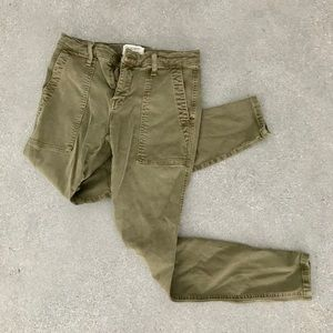 Green Current Elliott Jeans
